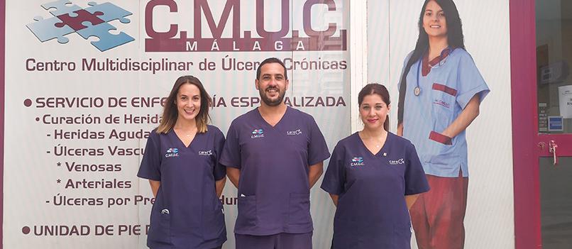 equipo Málaga
